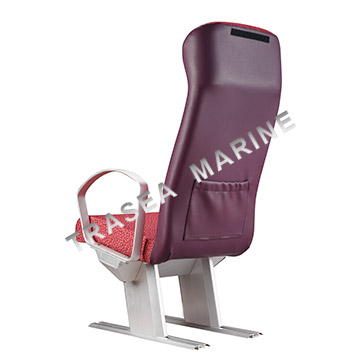 reclining marine passenger seats