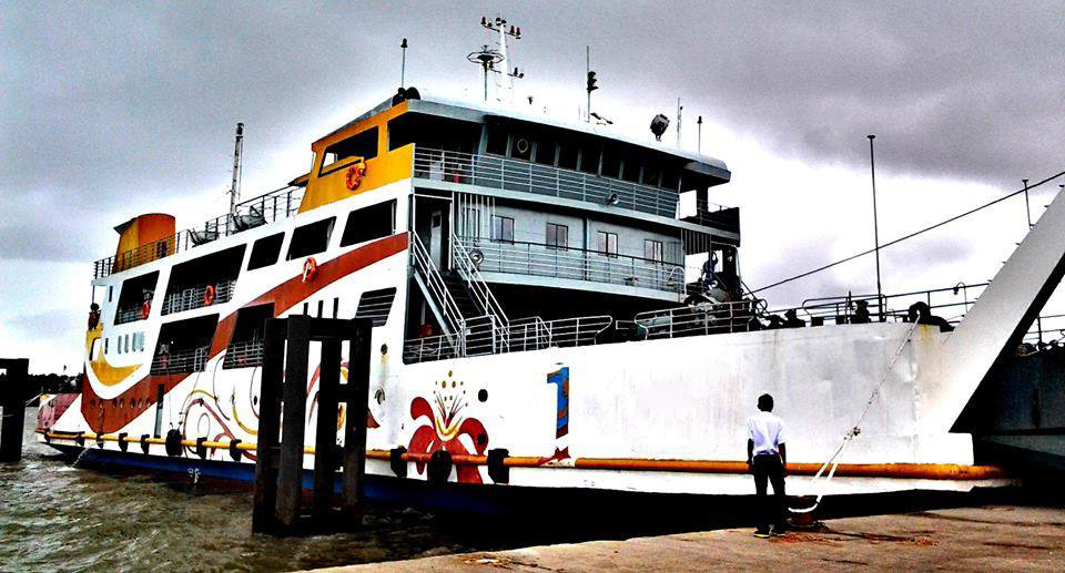 TRASEA ferry seating for 3 passenger ferries in Malaysia
