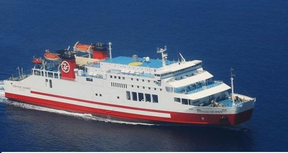 200 PCS passenger ship seats for Greece ferry service company