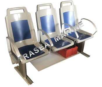 TRASEA marine seats TRA-07 shipped to Philippines shipbuilding company