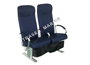 Another delivery of TRASEA marine boat seats for Singapore shipyard
