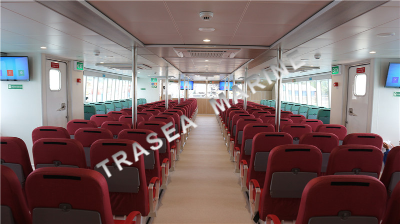 Ferry Seats for Passengers Aluminum Frame